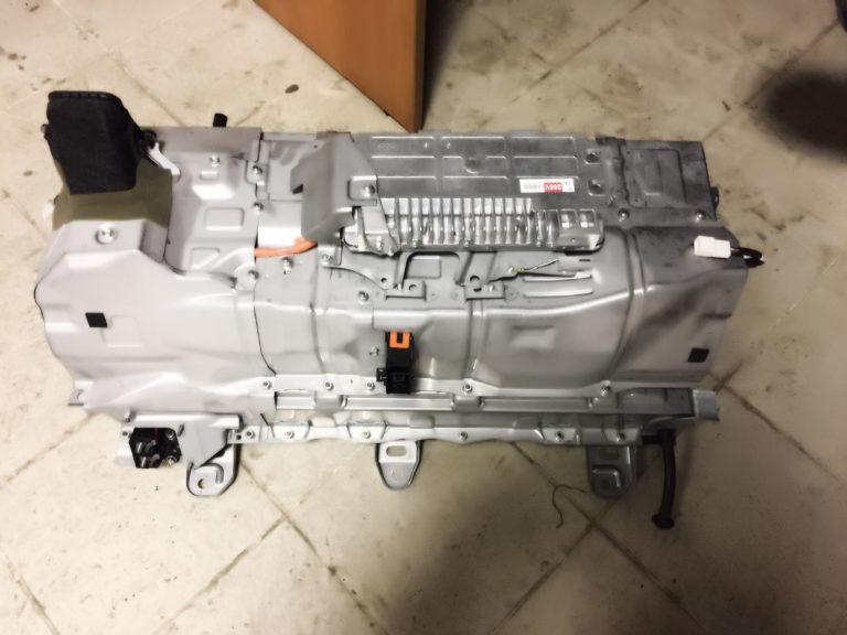 высоковольтная батарея Lexus LS600HL