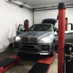 Ремонт и обслуживание BMW X6 ActiveHybrid