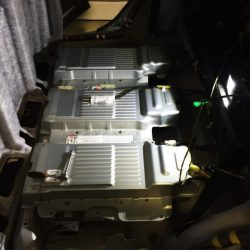Ремонт батареи Lexus RX450H