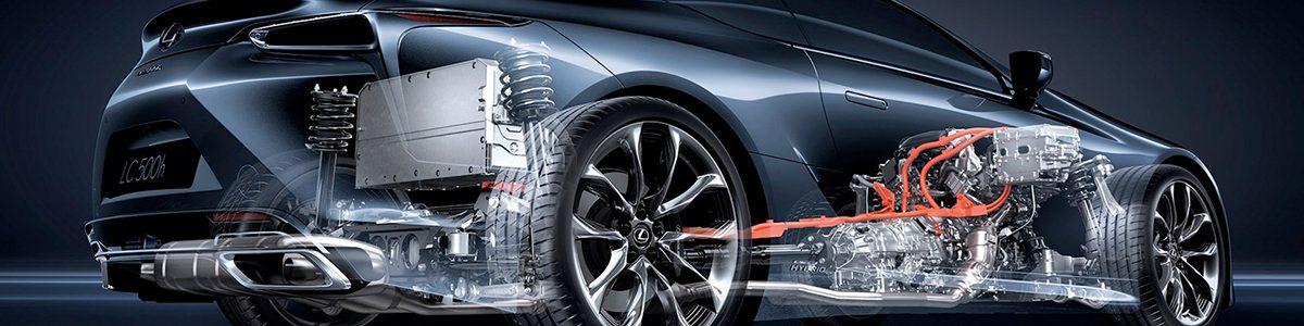 Обслуживание и ремонт гибридов Lexus(Лексус)