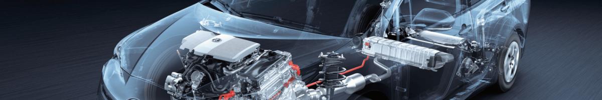 Ремонт гибридных автомобилей